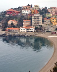 Altı kara, üstü yeşil kent, Zonguldak