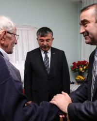 Milli Savunma Bakanı İsmet Yılmaz Artvin'de