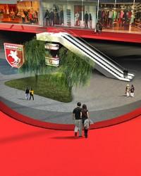 Samsun'un yeni stadının yüzde 30'u tamam