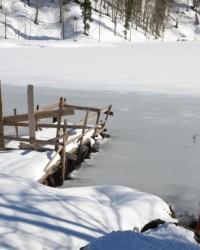 Borçka Karagöl'ün büyülü manzarası