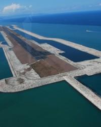 Ordu-Giresun Havalimanı havadan böyle görüntülendi