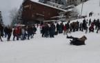 Ayder Yaylası'nda 6. Kardan Adam Şenlikleri