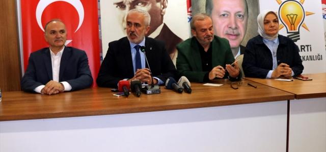 AK Parti Daraltılmış İl Danışma Meclisi toplantısı