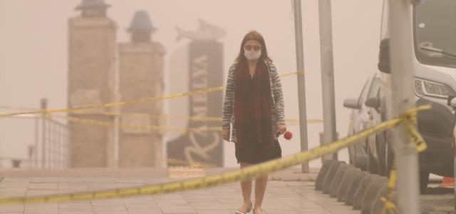 Akçakoca'da yoğun sis