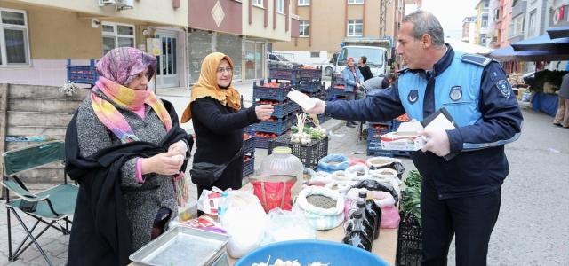 Amasya'da haksız fiyat artışı yapan işletmeler süresiz kapatılacak