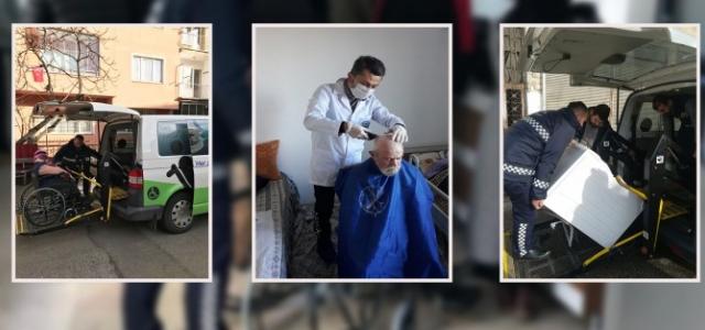 Aytekin Şenlikoğlu'nun Başlattığı Evde Bakım Ve Sağlık Hizmetlerine Tam Not
