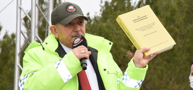 Başkan Sarı'dan Amasya'ya Dev Proje