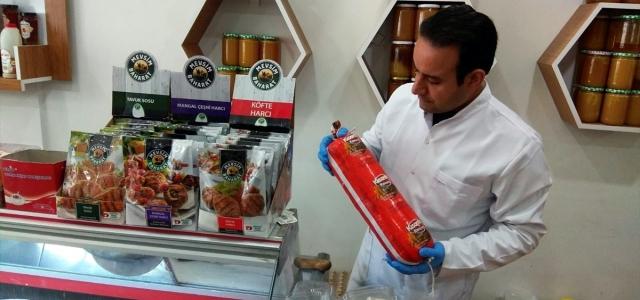 Bayburt'ta gıda işletmeleri denetlendi