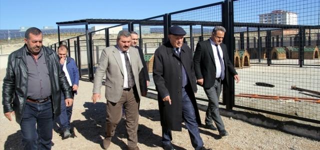 Bayburt'ta Tarım Yerleşkesi Projesi devam ediyor