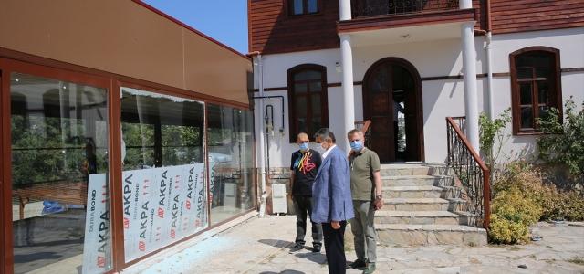 Belediye Başkanı Akın'dan emekliler evi açıklaması