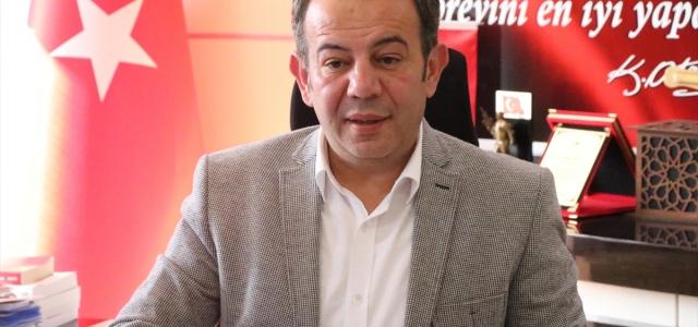 Bolu Belediye Başkanı Özcan'dan açıklama