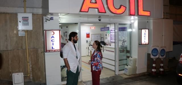 Bolu'da doktor ve hemşirenin darbedildiği iddiası