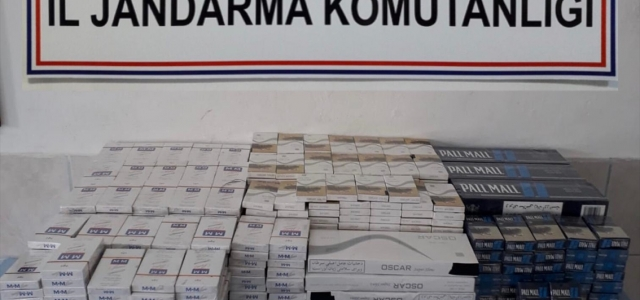 Bolu'da kaçakçılık ve uyuşturucu operasyonu