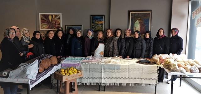 """Bolu'da """"Yerli Üretir Milli Tüketir"""" etkinliği düzenlendi"""