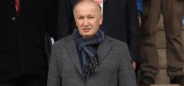 """Boluspor Başkanı Necip Çarıkcı: """"Ligden düşecek kadar kötü değiliz"""""""