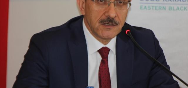 DOKA'nın 122. yönetim kurulu toplantısı Giresun'da yapıldı