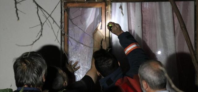 Düzce'de 82 yaşındaki kişi ölü bulundu