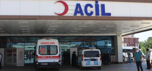 Düzce'de gıda zehirlenmesi şikayetiyle 116 kişi hastanelere başvurdu
