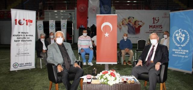 Ereğli'de 700 bin maske dağıtıldı