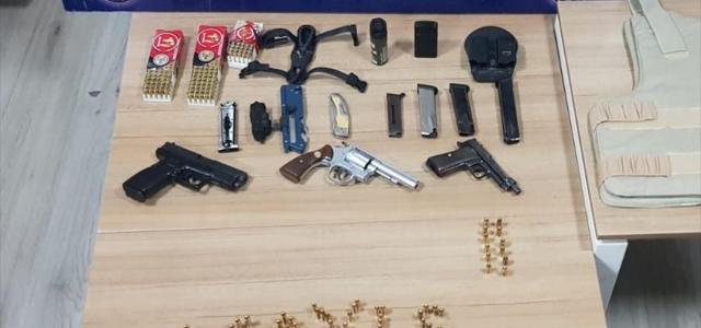 Ereğli'de 9 ayrı suçtan aranan şüpheli yakalandı