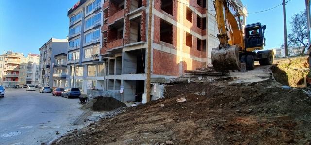Giresun Belediyesi altyapı ve üstyapı çalışmalarını sürdürüyor
