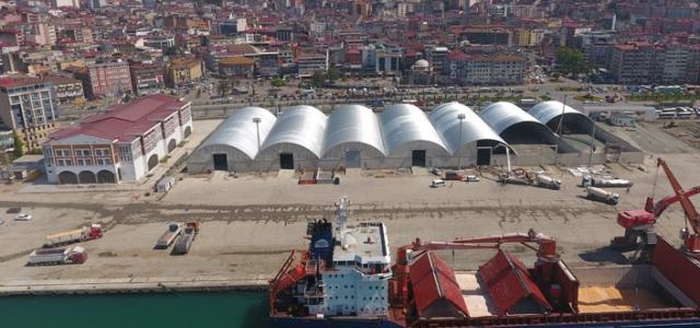 Giresun Limanı'nda hedef ihracat üssü olmak