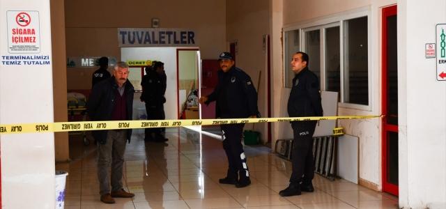 Giresun'da bir kadın otobüs terminalinin tuvaletinde ölü bulundu