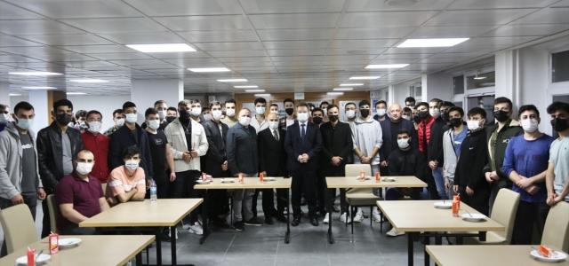 Giresun'da öğrencilerin barınma ihtiyaçları için yurt kapasitesi artırıldı