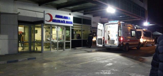 Giresun'da otomobilin çarptığı çocuk yaralandı