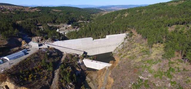 Hasanlı Barajı sayesinde Taşköprü sarımsağının üretimi artacak