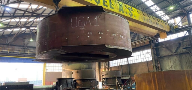 Karabük Çelik Yapı İmalat Sanayi ve Ticaret AŞ geçen yıl 15 bin tondan fazla imalatla rekor kırdı