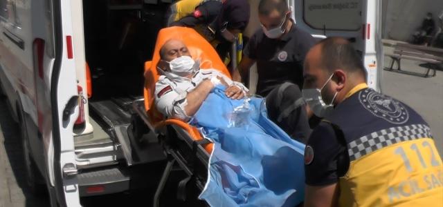 Karabük'te bir kişi silahla yaralandı
