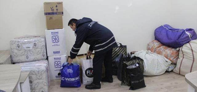 Kastamonu'da Elazığ için yardım kampanyası