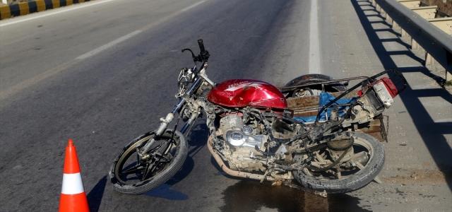 Kastamonu'da otomobil ile motosiklet çarpıştı: 1 ölü, 1 yaralı
