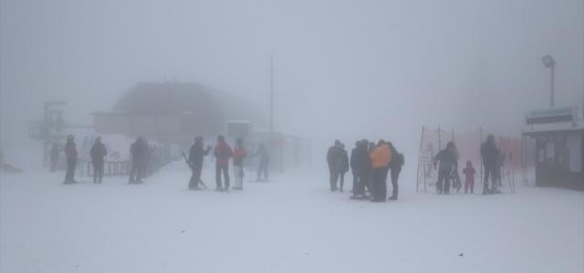 Kastamonu'da sis yaşamı olumsuz etkiliyor