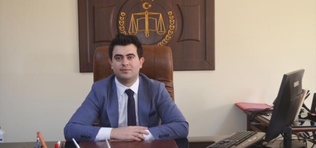 Merzifon Cumhuriyet Başsavcısı Kurgan göreve başladı