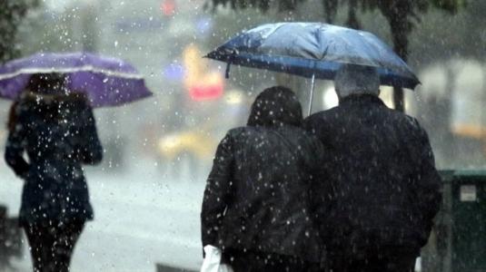 Meteoroloji'den kuvvetli yağış uyarısı - Trabzon, Giresun, Rize...