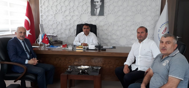 MHP İl Başkanı Bekir Sıtkı Tarım, Trabzon Büyükşehir ile ilgili konuştu!