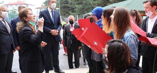 Milli Eğitim Bakanı Selçuk, Karabük'te