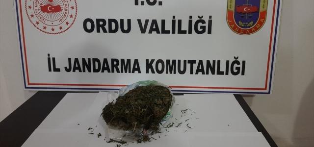 Ordu'da kaçakçılık ve uyuşturucu operasyonunda iki kişi yakalandı