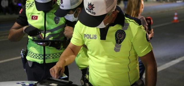 Ordu'da polis modifiyeli araç kullanan sürücülere göz açtırmadı