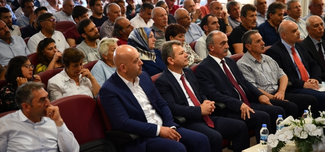 ÖSYM Başkanı Prof. Dr. Aygün, çalıştaya katıldı