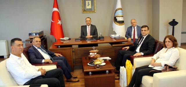PTT ile Zonguldak TSO arasında kargo sözleşmesi imzaladı