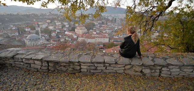 """Safranbolu'da """"Sonbahar sessizliği"""" yaşanıyor"""