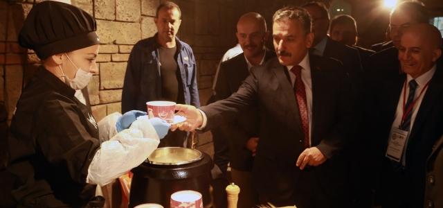 Samsun'da 11. Türkiye Yemeklik Mantar Kongresi başladı