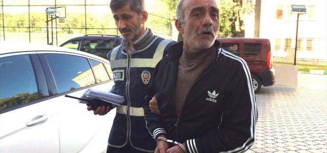 Samsun'da 17,5 yıl hapis cezası bulunan hükümlü yakalandı