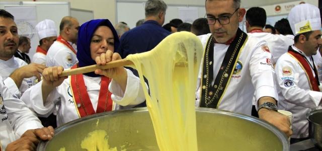 Samsun'da Gıda Fuarı açıldı