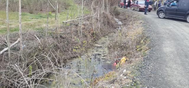 Samsun'da kayıp kişi sulama kanalında ölü bulundu