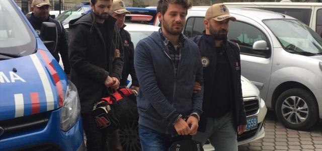 Samsun'daki FETÖ'nün ankesör soruşturması şüphelilerinden 3'ü adliyeye sevk edildi