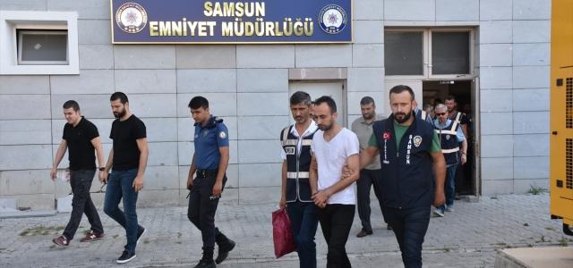 """Samsun'daki """"rüşvet"""" operasyonu"""